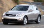 Infiniti prices 2009 EX crossover from $33,800