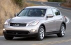 2010 Infiniti EX35: Same Price, More Features