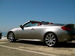 2009 Infiniti G37 Convertible