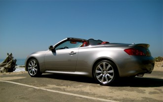 Driven: 2009 Infiniti G37 Convertible