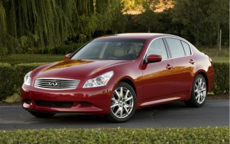 Infiniti G37 Most Recommend To Friends—And Shoppers Listen