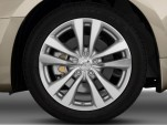 2009 Infiniti M35 4-door Sedan RWD Wheel Cap