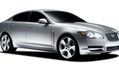 2009 Jaguar XF Photos