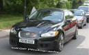 2009 Jaguar XF-R Spied!