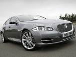 2009 Jaguar XJ Limo-Green Concept leak
