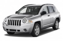 2009 Jeep Compass FWD 4-door Sport Angular Front Exterior View