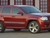 2009 Jeep Grand Cherokee SRT-8
