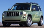 Chrysler shows off Jeep Patriot EV range-extended SUV