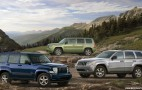Jeep unveils three-pack of Rocky Mountain Edition models