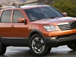 2009 Kia Borrego scores 5 stars in NHTSA crash test
