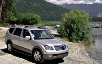 TCC Drives: 2009 Kia Borrego