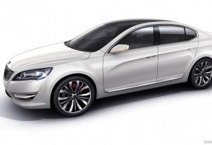Kia Working On Rear-Drive Sedan, Electric Vehicles: Report