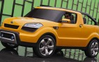 Kia considers production of Soul'ster pickup