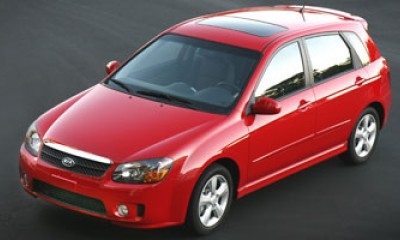 2009 Kia Spectra Photos