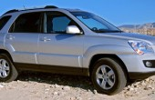 2009 Kia Sportage Photos