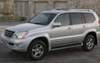 Redesigned Lexus GX SUV coming in second half of 2009