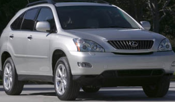 2009 lexus rx 350 review ratings specs prices and. Black Bedroom Furniture Sets. Home Design Ideas