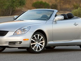 2009 Lexus SC 430 