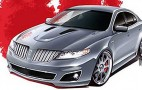 Lincoln driving MKS to strong showing at SEMA