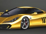 2009 Lotec Sirius supercar preview sketch