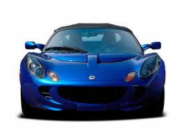 2009 Lotus Elise 2-door Convertible Front Exterior View