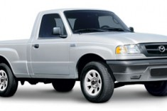 2009 Mazda B-Series Truck 
