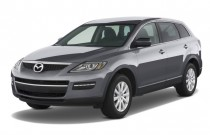 2009 Mazda CX-9 FWD 4-door Sport Angular Front Exterior View