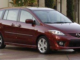 2009 Mazda MAZDA5 Sport