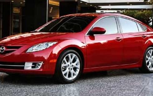 2009 Mazda MAZDA6 i SV