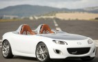Mazda MX-5 Superlight Concept Leaked