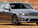2009 Mercedes-Benz C Class 6.3L AMG RWD