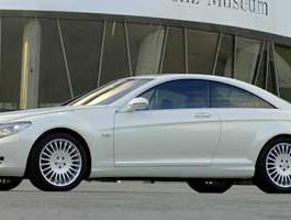 2009 Mercedes-Benz CL Class 5.5L V12