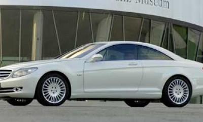 2009 Mercedes-Benz CL Class Photos