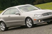 2009 Mercedes-Benz CLK Class Photos