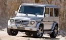 Driven: 2009 Mercedes-Benz G55 AMG