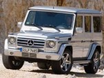 2009 Mercedes-Benz G Class 5.5L AMG