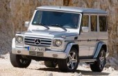 2009 Mercedes-Benz G Class Photos