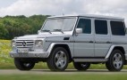 Mercedes Benz G-Class will keep on truckin' through 2015