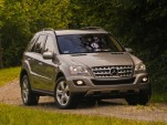 2009 Mercedes-Benz ML320 BlueTEC