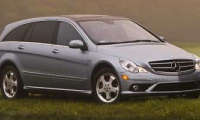 2009 Mercedes-Benz R Class Photos