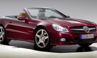 2009 Mercedes-Benz SL Class Photos
