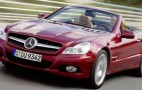 2009 Mercedes-Benz SL Convertible official details