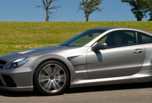 2009 Mercedes Benz SL65 Black Series
