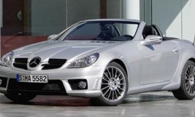 2009 Mercedes-Benz SLK Class Photos