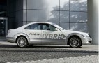 Mercedes To Rely On Plug-In Tech For Future Large Cars