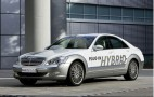 Frankfurt Auto Show: Plug-In Hybrid Mercedes S-Class Concept 