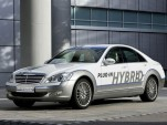 Mercedes-Benz Bringing A Hybrid Option To The S-Class