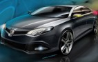 MG6 Concept headed to Shanghai Auto Show