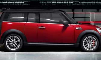 2009 MINI Cooper Clubman Photos