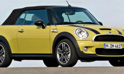 2009 MINI Cooper Convertible Photos